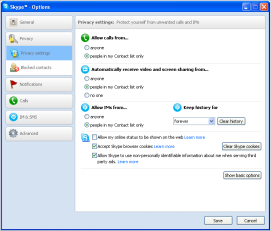 Can anyone leave me a voicemail message?- Help for Skype – user